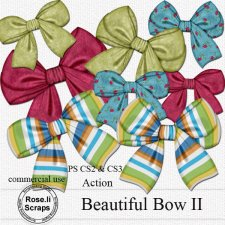 Action - Beautiful Bow II by Rose.li