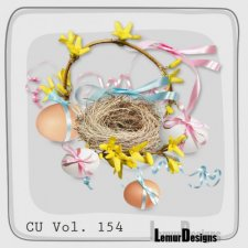 CU Vol 154 Easter Mix by Lemur Designs
