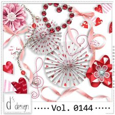 Vol. 0144 Love Mix by Doudou Design