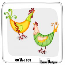 Animals Pack 18 by Lemur Designs