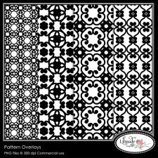 Pattern Overlays Lilmade Designs