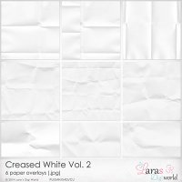 Creased White Papers Vol. 2