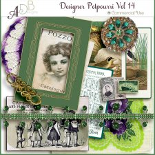 Designer Elements Potpourri Vol 14 by ADB Designs