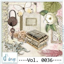 Vol. 0036 - Vintage Mix by Doudou's Design