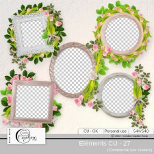 Elements CU - 27 by Cajoline-Scrap