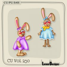 Easter Elements Pack 6 by Lemur Designs