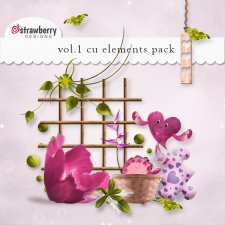 Element Mix Vol 1 by Strawberry Designs