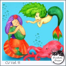 CUvol11 by Darkkitty Designs