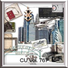 Vol. 765 to 769 Travel-World by Doudou Design
