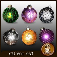 CU Vol 063 Christmas by Lemur Designs