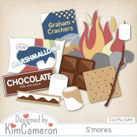 S'mores by Kim Cameron