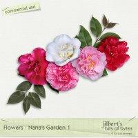 Flowers - Nana's Garden 1