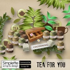 Tea for you (CU) by Simplette