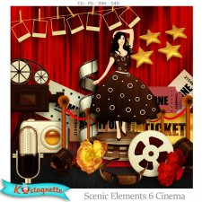 Scenic Elements 6 Cinema by Kastagnette