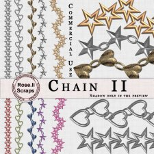 Chain Chrome II by Rose.li