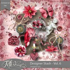 Designer Stash Vol 6 - CU by Feli Designs