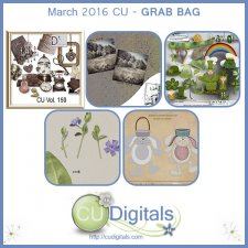 March 2016 Grab Bag