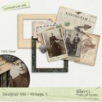 Designer Mix - Vintage 1