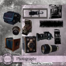 Photography CU mini kit by Happy Scrap Art