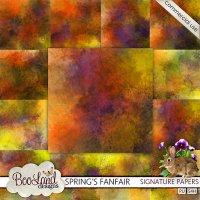Signature Papers Spring Fan Fair