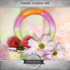 Garden mix by Graphic Creations
