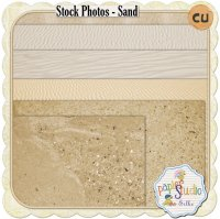 Stock Photos - Sand by Papierstudio Silke