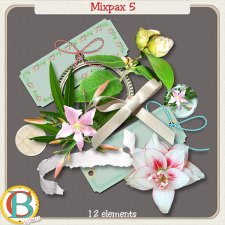 MixPax 5 by Benthaicreations