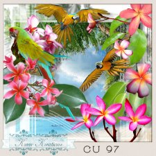 CU Vol. 97 Exotic by Kreen Kreations