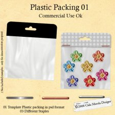 Plastic Packing 01 by Cida Merola