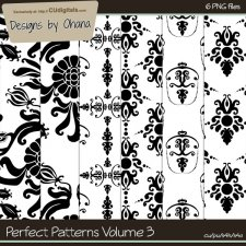 Perfect Patterns Vol 3 - EXCLUSIVE Designs