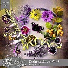 Designer Stash Vol. 3 - CU by Feli Designs