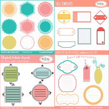 Label and tags templates bundle