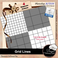 Grid Lines by Boop Designs