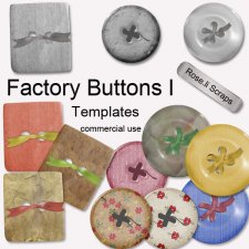 Factory Button TEMPLATE I by Rose.li