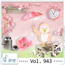 Vol. 943 - Spring Mix by Doudou's Design