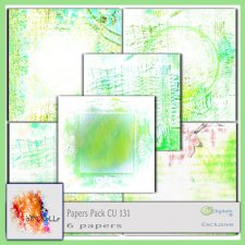 Papers Pack 131 CU EXCLUSIVE bymurielle
