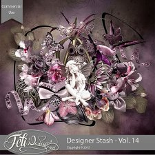 Designer Stash Vol 14 - CU by Feli Designs