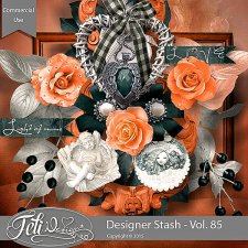 Designer Stash Vol 85 - CU by Feli Designs