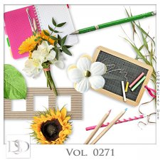 Vol. 0271 School Mix by D's Design