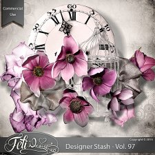 Designer Stash Vol 97 - CU by Feli Designs
