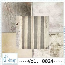 Vol. 0024 - Vintage papers - by Doudou's Design