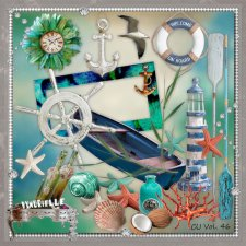 VOL 46 Sea elements byMurielle