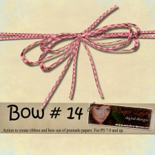 Bow 14 by Monica Larsen