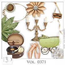 Vol. 0369 to 0371 Vintage Mix by D's Design