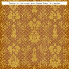 Damask Overlays Vol 1 by ADB Designs