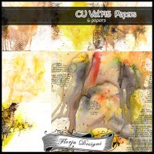 Cu vol 195 Autumn Papers by Florju Designs