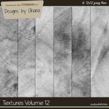 Paper Textures Vol 12 - EXCLUSIVE Designs by Ohana