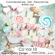 Sweet Candy - CU Vol 10 by MagicalReality Designs