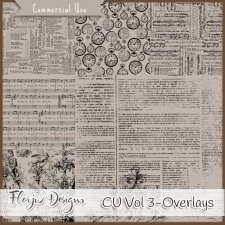 CU vol 3 Overlays by Florju Designs