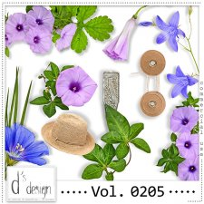 Vol. 0205 - Nature Mix by Doudou's Design